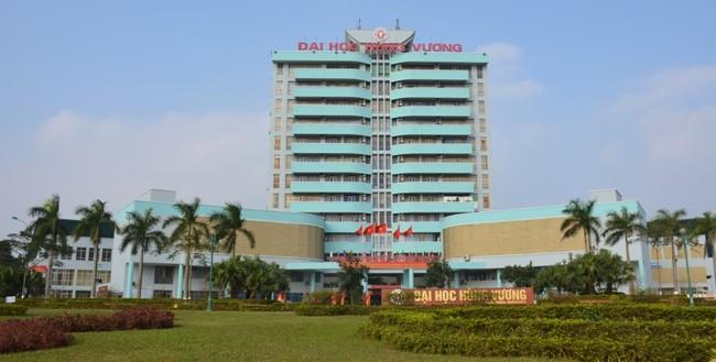 Trường Đại học Hùng Vương